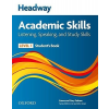 Oxford University Press Emma Pathere - Gary Pathere: Headway Academic Skills 1 Listening and Speaking Student's Book