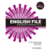 Oxford University Press English File - 3rd Edition - Intermediate Plus Workbook with Key