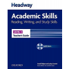 Oxford University Press Headway Academic Skills: 3: Reading, Writing, and Study Skills Teacher's Guide with Tests CD-ROM