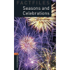 Oxford University Press Jackie Maguire: Oxford Bookworms Library Factfiles: Level 2:: Seasons and Celebrations audio pack