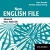 Oxford University Press New English File Advanced Audio Cd (3) Tankönyv Hanganyag
