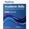 Oxford University Press New Headway Academic Skills Listening and Speaking 3. SB