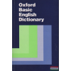 Oxford University Press Oxford Basic English Dictionary