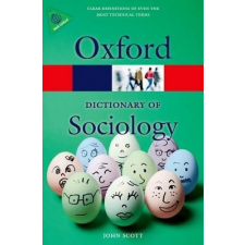 Oxford University Press Oxford Dictionary of Sociology 4th idegen nyelvű könyv
