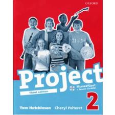 Oxford University Press PROJECT 3RD EDITION 2. - MUNKAFÜZET + CD-ROM nyelvkönyv, szótár