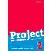 Oxford University Press Tom Hutchinson - James Gault: Project - 3rd Edition 2 Teacher's Book