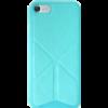 OZAKI Totem Versatile kék bőr iPhone 7 tok (OC777BU)