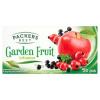 Packers Best Garden Fruit Infusion filteres vegyesgyümölcs ízű tea 20 filter 40 g