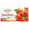Packers Best Strawberry Infusion eperízű filteres gyümölcstea 20 filter 40 g