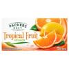 Packers Best Tropical Fruit Infusion trópusi gyümölcs ízű filteres gyümölcs tea 20 filter 40 g