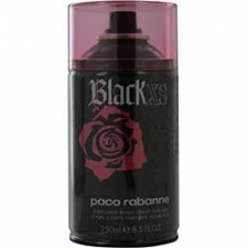 Paco Rabanne Black XS spray dezodor (150 ml),  női dezodor