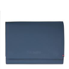 Pacsafe RFIDSafe Tec Trifold navy/red kék/piros