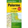 Palermo térkép - TCI