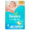 Pampers Active Baby Dry pelenka 4 méret, maxi 76 db