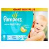 Pampers Active Baby Dry pelenka 5 méret, junior 87 db
