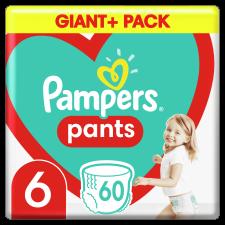 Pampers Bugyipelenka Pants 6-os méret, 60 db, 15kg+ pelenka