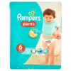 Pampers Pants bugyipelenka 6 méret, extra large 19 db