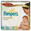 Pampers Premium Care 2 Mini – 90 db
