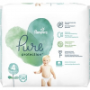Pampers Pure Protection, 4-es méret (28 db)