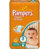 Pampers Sleep&Play 3 pelenka 4-9kg 58db