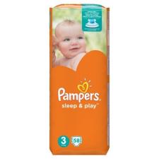 Pampers Sleep & Play, Midi 3, 4-9 kg, 58 db-os pelenka
