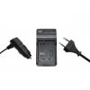 Panasonic BP-DC9E Panasonic BWM-BMB9 akkumulátor töltő (hálózati és autós)