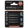 Panasonic Eneloop Pro 4db AAA 900mAh akku