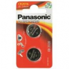 Panasonic Gombelem, CR2016, 2 db, PANASONIC [2 db]
