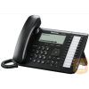 Panasonic KX-UT136NE, SIP telefon, PoE, 6 soros,24+4 gomb, 2x10/100, 4 SIP, háttérvil, EHS