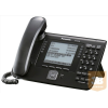 Panasonic KX-UT248NE-B, SIP tel., PoE, 6 soros,24+4 gomb, 2xGigEth, 6 SIP, háttérvil, EHS,BT