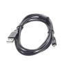 Panasonic Lumix DMC-FS40, DMC-FS41 USB adatkábel Casio Exilim Fujifilm Finepix Nikon fényképezőgépekhez