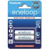 """Panasonic Tölthető elem, AAA mikro, 2x750 mAh, előtöltött, PANASONIC """" Eneloop"""""""