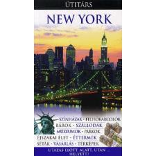 Panemex Kiadó NEW YORK - ÚTITÁRS (ÚJ BORÍTÓ) természet- és alkalmazott tudomány