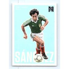 Panini 2017-18 Nobility Soccer Base #83 Hugo Sanchez futball felszerelés