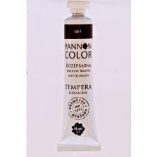 Pannoncolor Kft. Pannoncolor tempera 18ml/tub új középbarna tempera