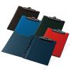 PANTA PLAST Felírótábla, fedeles, A4, sarokzsebbel, PANTAPLAST, fekete (INP3140301)