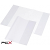 PANTA PLAST Füzetborító, A4, PP, 90 mikron, PANTA PLAST, víztiszta