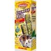 Panzi csemege dupla rúd 135 g kistestű rágcsáló kálciumos, mézes