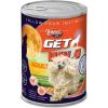 Panzi Getwild 415g Adult Chicken&Apple 450g