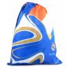 papucstáska, tornazsák Real Madrid - BLUE/YELLOW