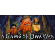 Paradox Interactive A Game of Dwarves videójáték