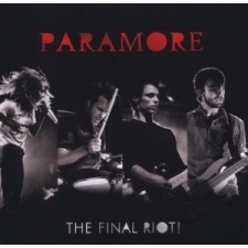 PARAMORE - Final Riot /cd+dvd/ CD egyéb zene