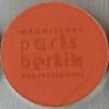 Paris Berlin Le Fard Sec Mat szemhéjfesték utántöltő PBRFS19