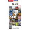 Paris laminált térkép - Insight
