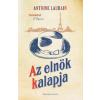 Park Könyvkiadó Antoine Laurain: Az elnök kalapja