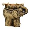 Párologtató, kerámia, elefánt - 71506