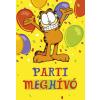 Parti Meghívó Garfield