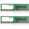 Patriot Memory RAM memory Patriot Memory Signature PSD416G2400K (DDR4 DIMM; 2 x 8 GB; 2400 MHz; 16)