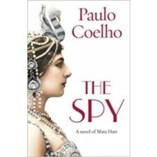 Paulo Coelho The Spy idegen nyelvű könyv