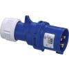 PCE ipari csatlakozó villa 3 pólusu 16A 220V IP44